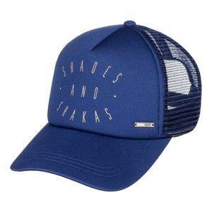 | shades & shakas vibes trucker hat |